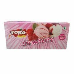 Strawberry Flavored Ice Cream