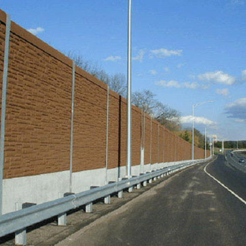 Noise Barrier - Acoustic Barrier Latest Price, Manufacturers & Suppliers