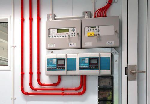 Vesda System Aspiration Smoke Detection System Securiras