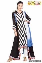 Bollywood Style Trendy Designer Long Kurti