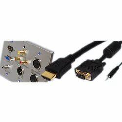 Mini-UHF Coaxial RF Connector