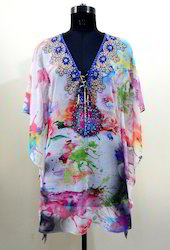 Short Caftan Dress
