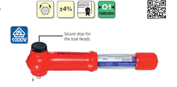 Insulating Torque Wrench