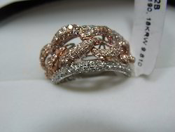Diamond Micro Setting Ring