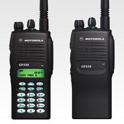 Wireless Set Motorola Series Motorola Gp 338 Vhf Walkie