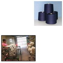 Indigo Dyed Yarn for Textile Industry