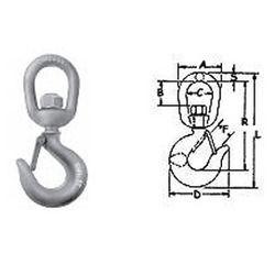 Safety Swivel Hooks