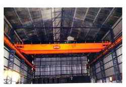Hoist Double Beam E.O.T. Crane