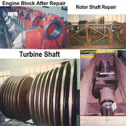 Alternator Journal Rebuilding And Grinding