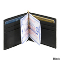 Manufacturer of Leather Money Clip Wallet in 1 USD
