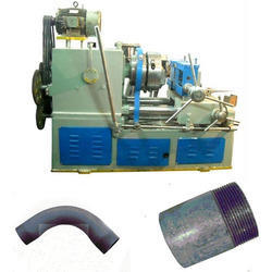 G.I. Pipe Threading Machines