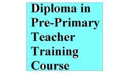 Pre-Primary Teachers Training Course ( PPTTC) in Uppal, Hyderabad