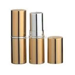 Golden Lipstick Container