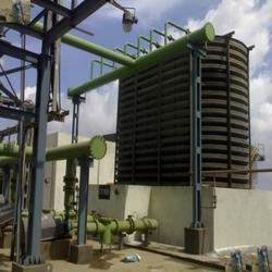 Siddhant Fanless Induced Draft Cooling Tower, For Industrial, Cooling Capacity: 5 Tr- 500 Tr