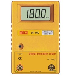 Analog & Digital Insulation Testers