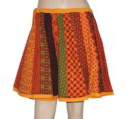 Traditional Short Skirt