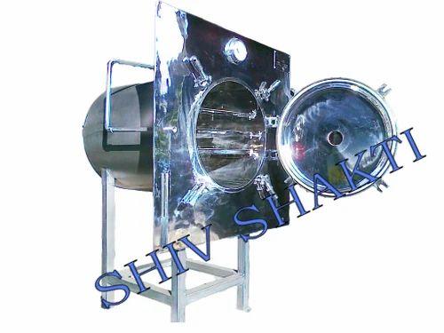 Circular Vacuum Tray Dryers