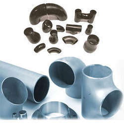 Nickel Alloy Welded Fittings