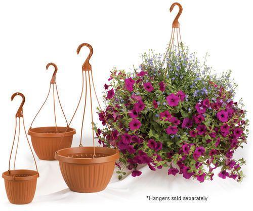 Hanging Garden Pots Planters Hanging flower pot flower pots wall garden planters vinjo hanging flower pot workwithnaturefo