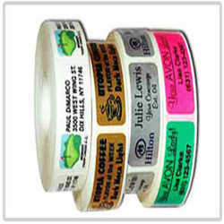 Multicolor Roll Form Sticker, For Product, GSM: 70gsm 80gsm 90gsm