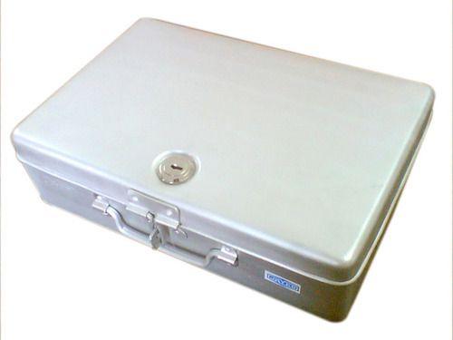 aluminum box with lock cash box at rs 395 piece aluminium boxes