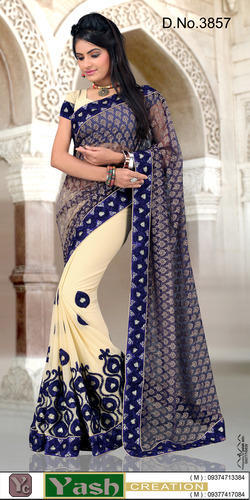 524b929a9a6ef Occasion Fancy Saree at Rs 1550  piece