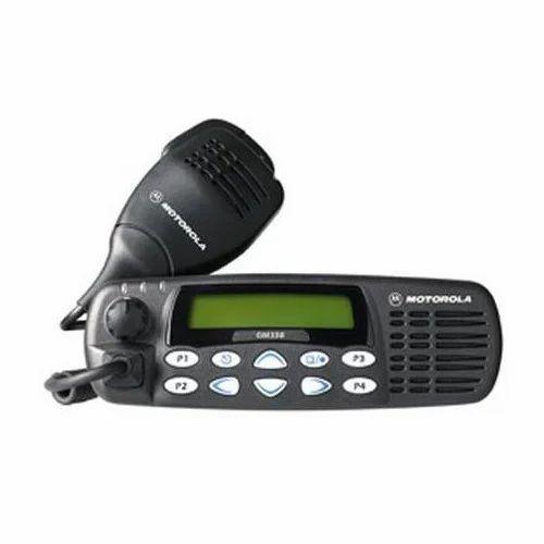 Motorola Base VHF Radio, वीएचएफ रेडियो in Faridabad , Atlas Comnet Pvt Ltd    ID: 4298372933