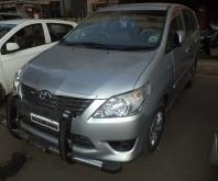 Toyota Innova G4 Diesel 8 Seater/ Diesel