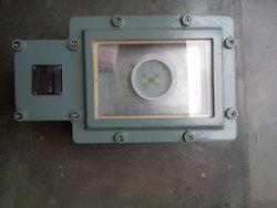 Flameproof LED Bulkhead Light