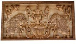 Wooden Carved Panel 60