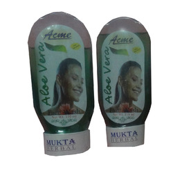 Mukta Herbal Aloe Vera Face Wash, Pack Size: 50 Ml , for Personal