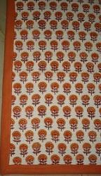 Towel with Solid Border