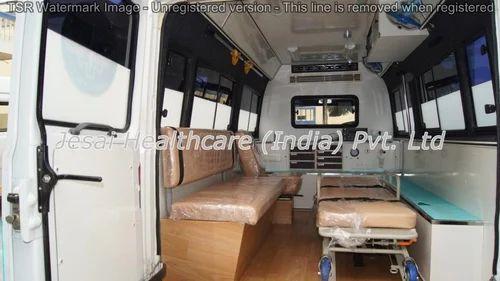 Omni Ambulance Designer | Jesai Healthcare (India) Pvt  Ltd