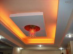 False Ceiling Designs For Living Room in Valasaravakkam Chennai