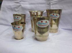 Kansa Glass Set