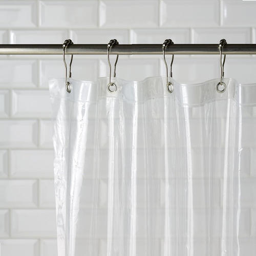 Transparent Ac Curtains At Rs 100 Piece