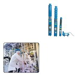 Submersible Pumps for Chemical Industry