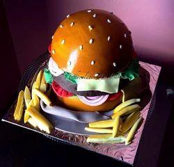 Berger Design Cake