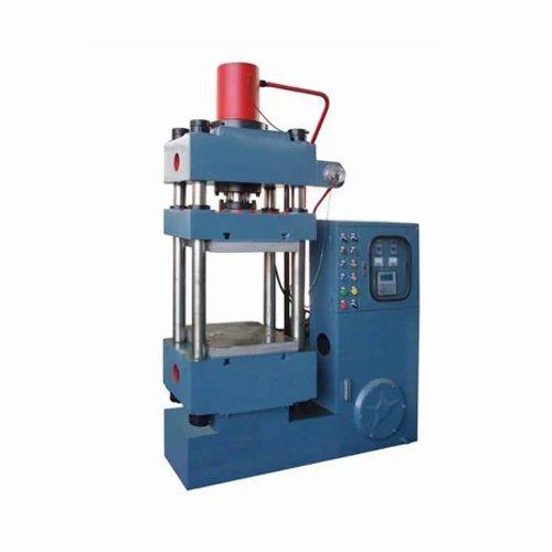 Four Pillar Press, Capacity: 10-20 Ton, SHOBIKA HYDRAULICS   ID: 1594775997