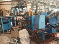 Horizontal Continuous Tube / Rod Casting Machine
