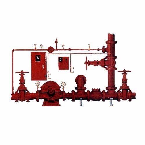 Fire Hydrant System - Fire Sprinkler System Manufacturer