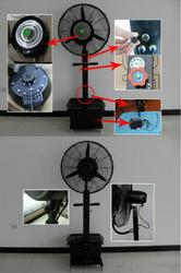 Industrial High Cooling Mist Fan