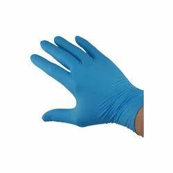 Unisex Nitrile Rubber Hand Gloves