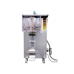Glass and Pouch Packing Machine