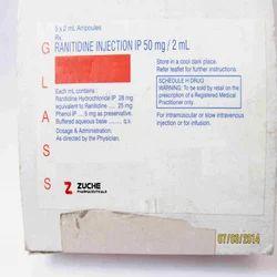 Ranitidine Injection