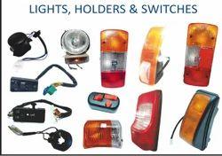 Bajaj Re Compact Lights