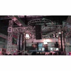 Aluminum Alloy Sound Truss