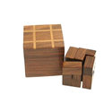 Wooden Puzzle Box, Size/dimension: Multiple