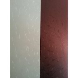 PVC Dual Color Elastic Panels