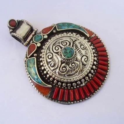Tibetan pendants view specifications details of pendant by ritu tibetan pendants aloadofball Images